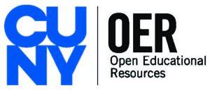 CUNY OER logo