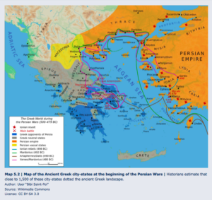 Chapter 5 The Greek World From The Bronze Age To The Roman Conquest World History To 1700