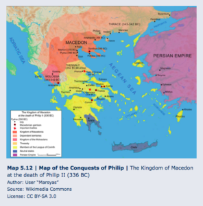 Chapter 5: The Greek World from the Bronze Age to the Roman