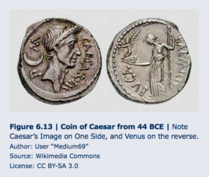 Chapter 6: The Roman World from 753 BCE to 500 CE | World History to