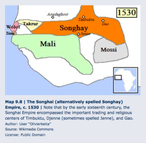 Chapter 9: African History to 1500 | World History to 1700