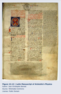 Chapter 12: Western Europe and Byzantium circa 1000 – 1500