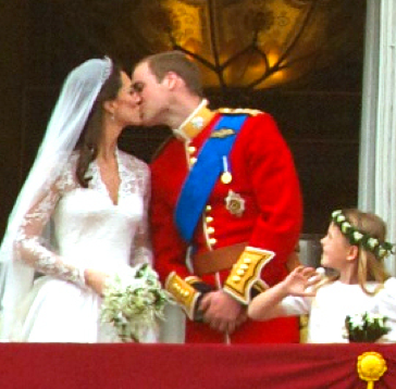 Prince William, Duke of Cambridge, who is in line to be king of England, married Catherine Middleton, a so-called commoner, meaning she does not have royal ancestry.