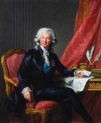 Portrait of de Calonne by Élisabeth-Louise Vigée-Le Brun(1784; London, Royal Collection).