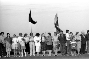 The Baltic Way, Lithuania, August 23, 1989