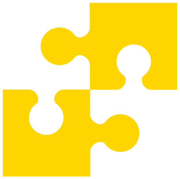 icon of two puzzle pieces