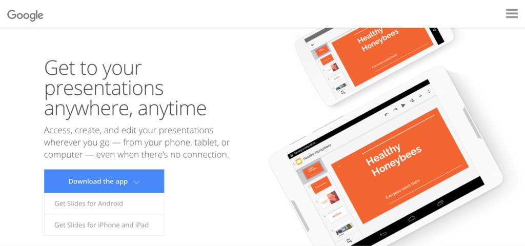 introduction to using google slides business communication skills