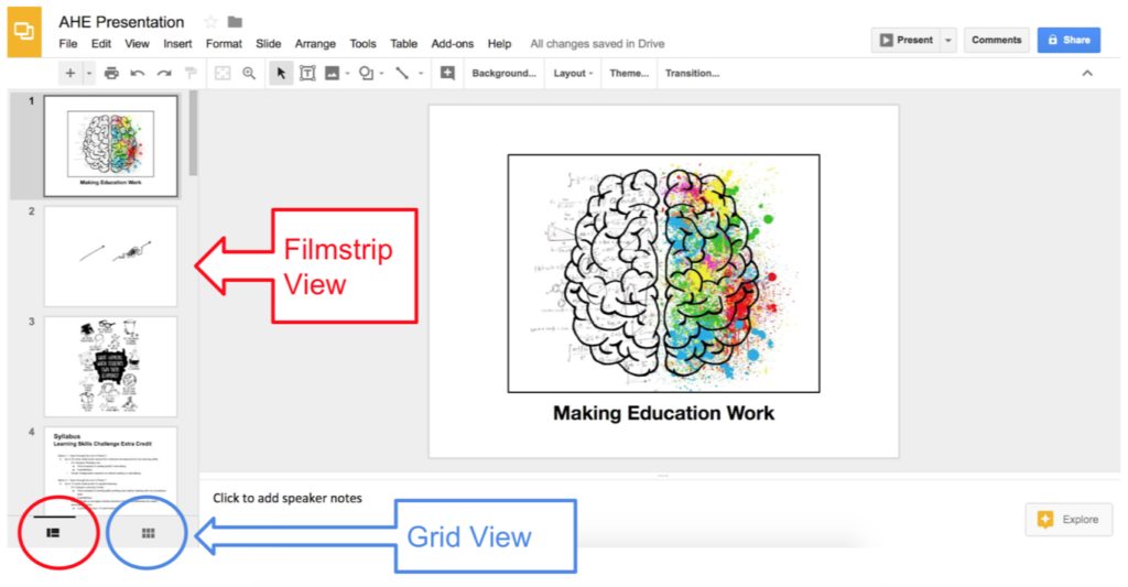 Using Google Slides | Business Communication Skills for Managers