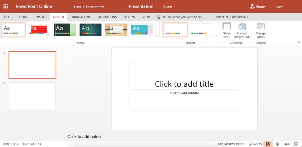 Using Microsoft PowerPoint | Business Communication Skills
