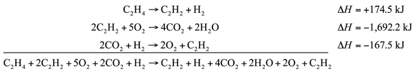 Enthalpy Changes 2