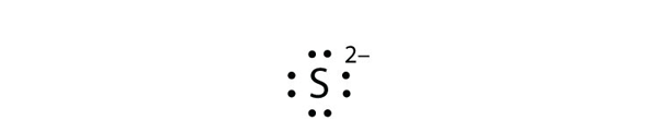 Sulfur-Ion