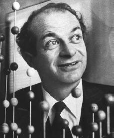 Figure #.#. Photograph of Nobel laureate Linus Pauling.
