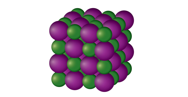 Ionic Solid