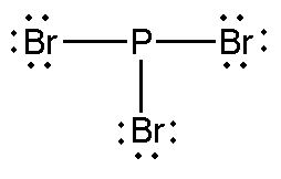 6 2 lewis structures introductory chemistry Lewis Dot Structure for CF4 lewis doagram of pbr3 a single atom of phosphorus bonded to three bromine atoms