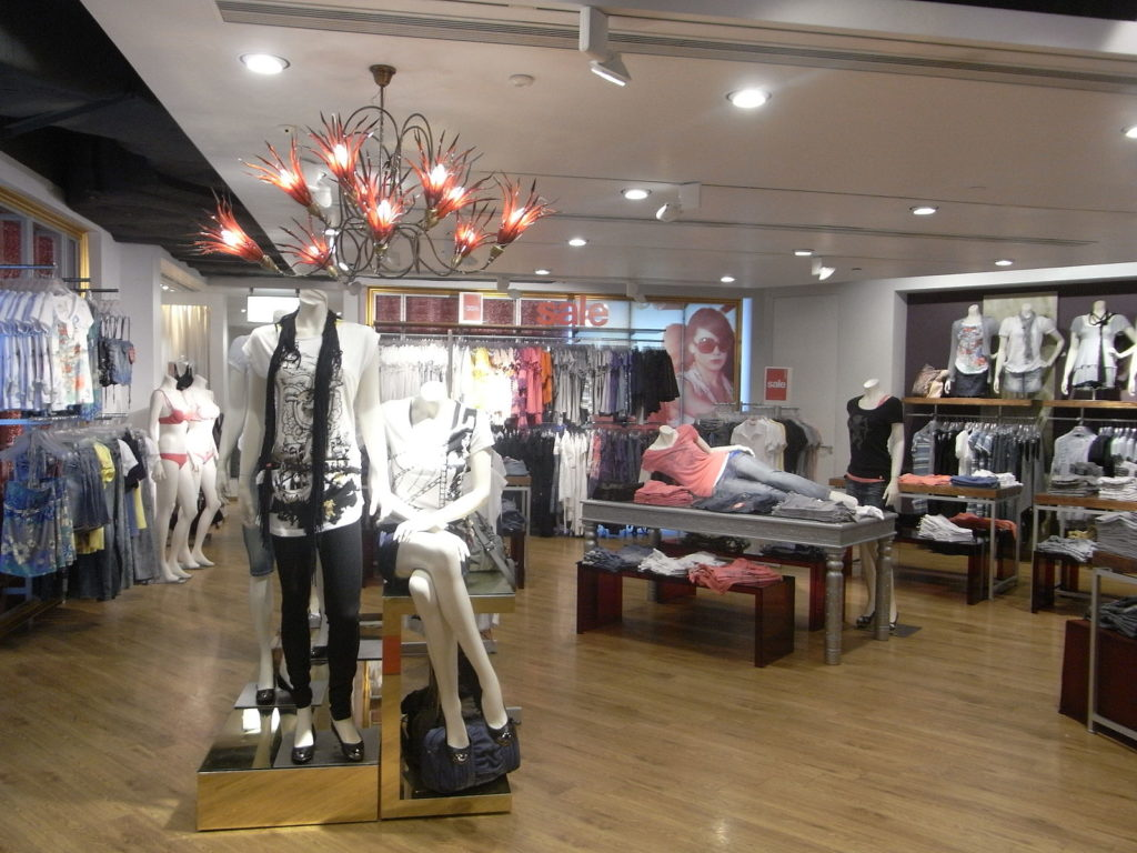 Design And The Shopping Experience Retail Management