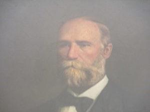 Portrait of Governor E.J. Davis