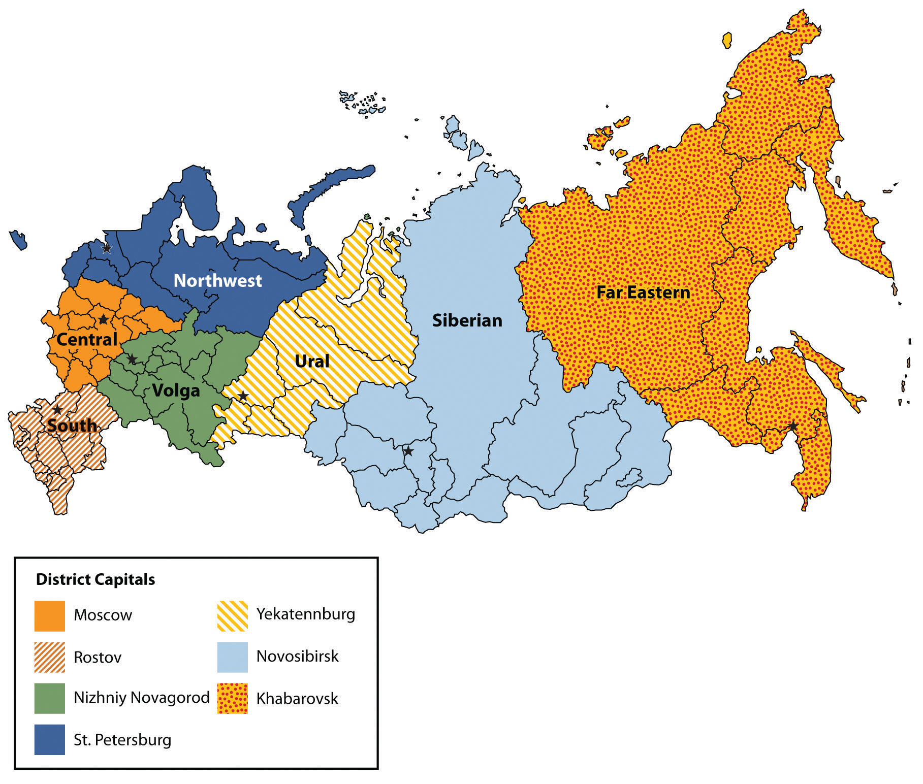 The Autonomous Republic is ... The rights and status of an autonomous republic. How many autonomous republics and districts are there in Russia