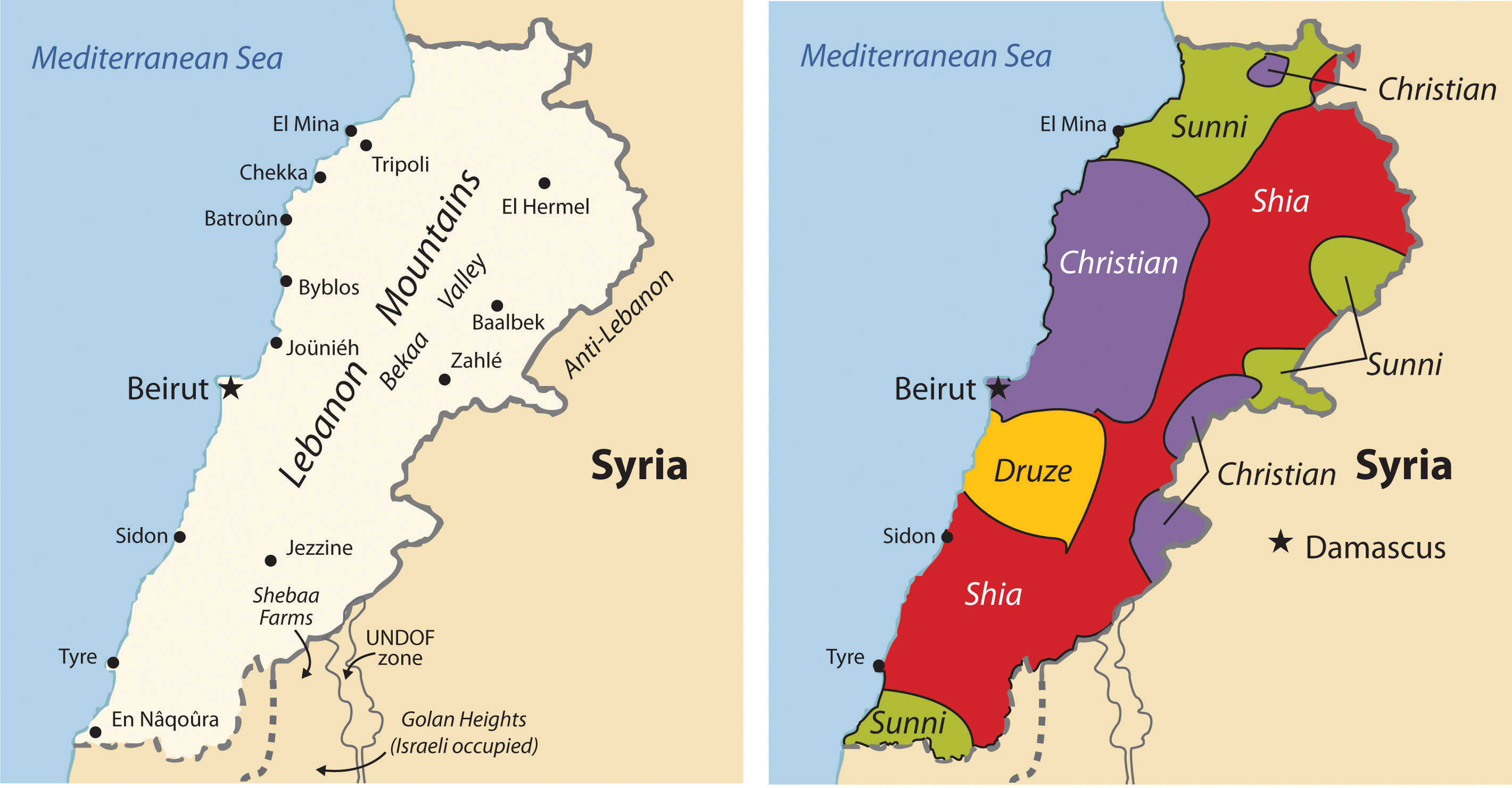 8 4 Israel and Its Neighbors | World Regional Geography