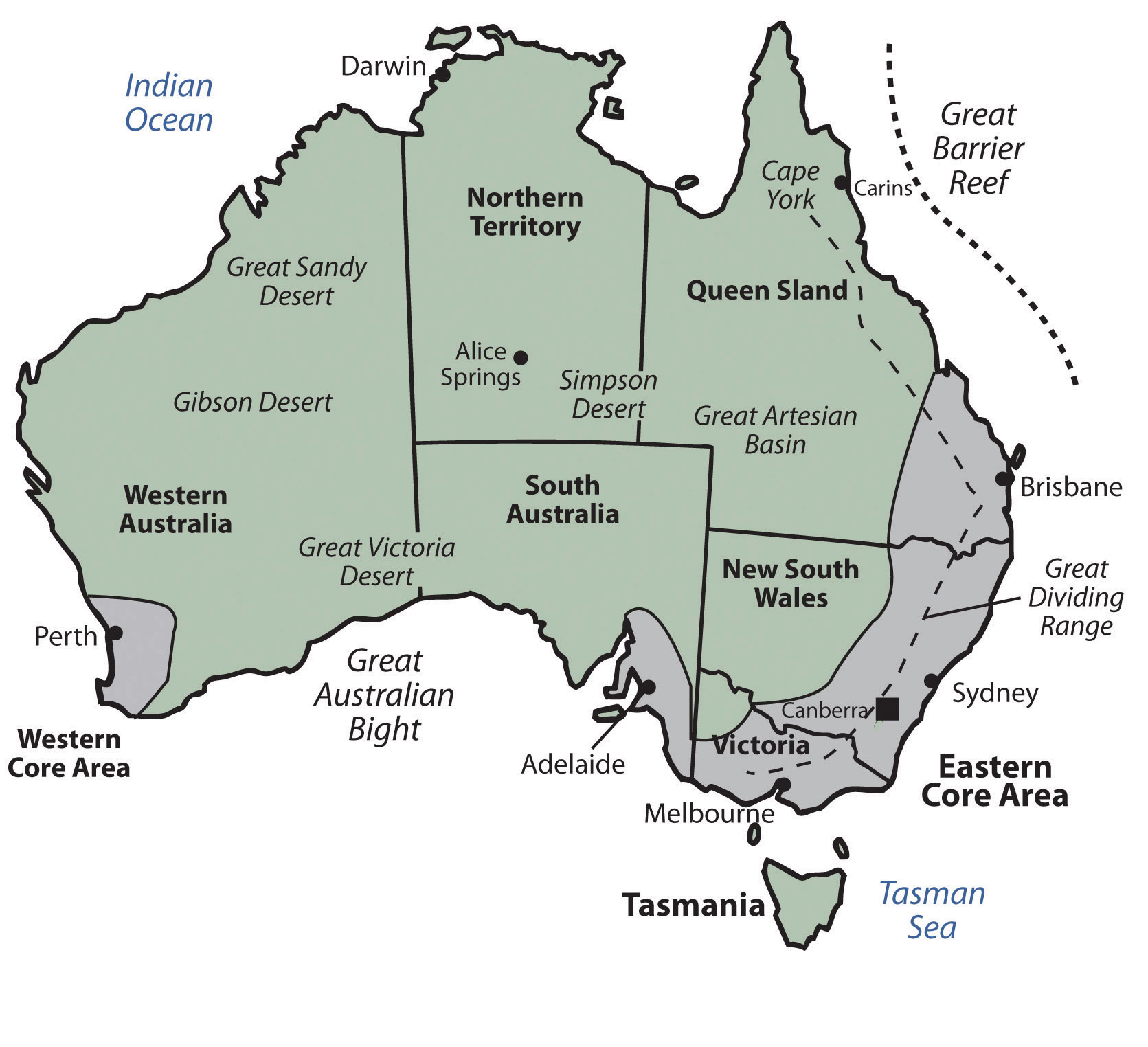 Picture of: 12 2 Australia World Regional Geography