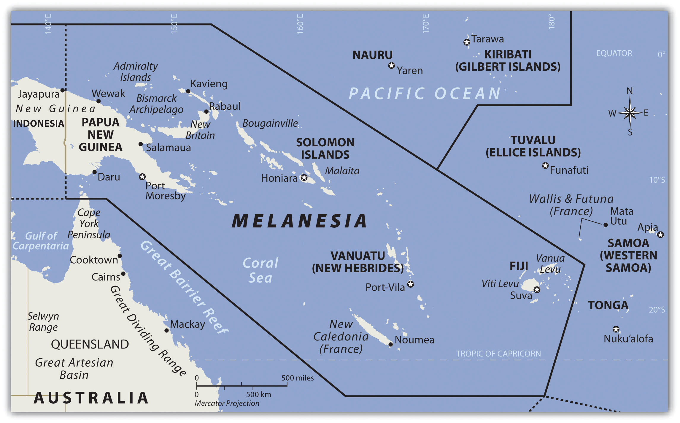 13 1 The Pacific Islands | World Regional Geography: People