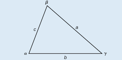 Non-right Triangles: Law of Cosines | Algebra and Trigonometry