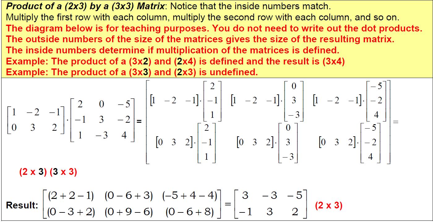 3 4a  Matrix Operations   Finite Math