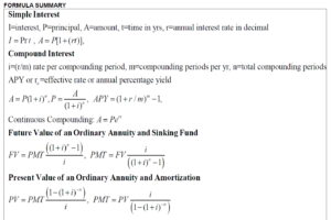 What kind of investment accounts earn compound interest