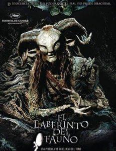Movie poster for El Laberinto del Fauno