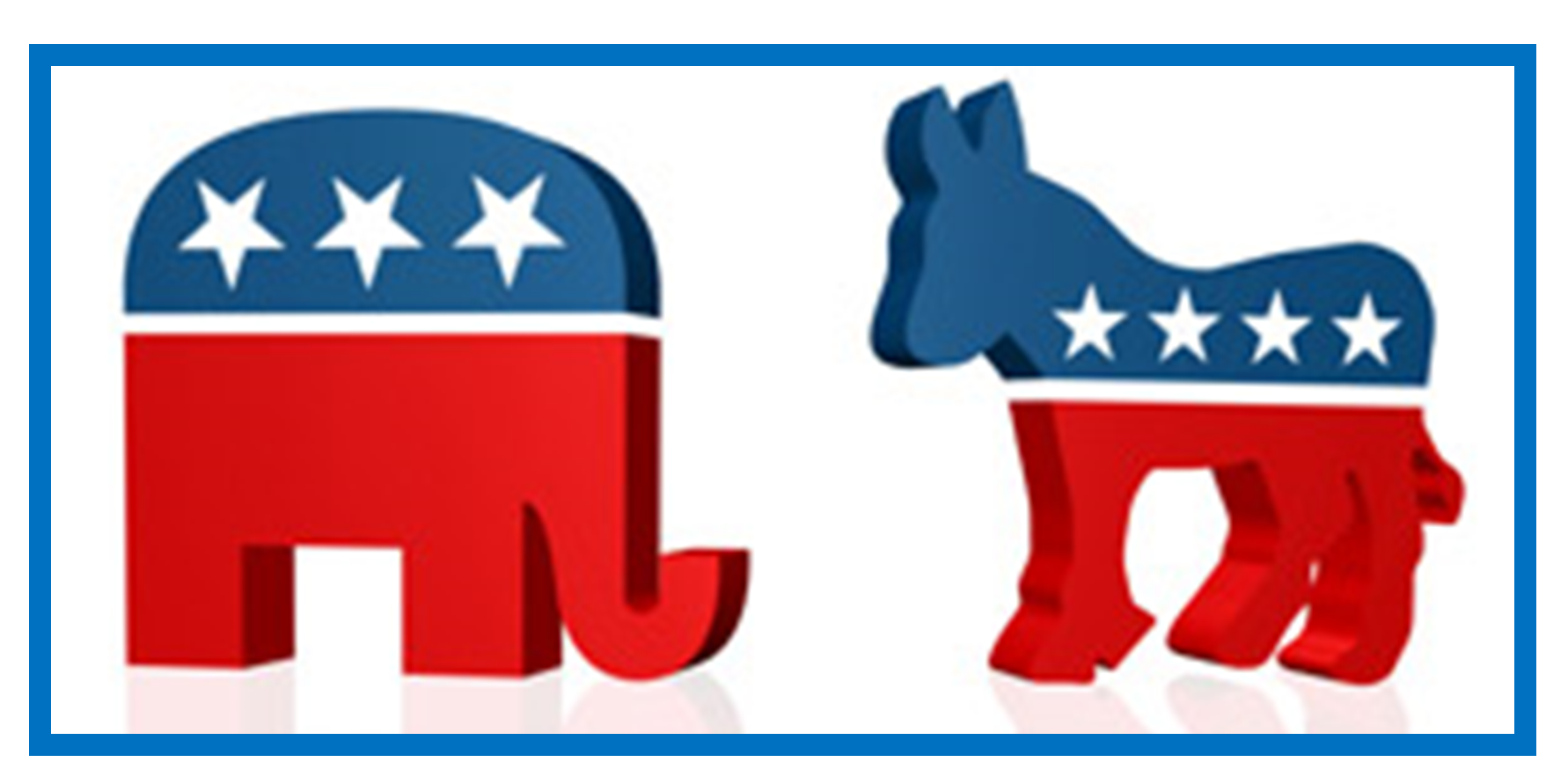 Political parties what are they and how do they function symbols of the two major political parties in the us an elephant and a buycottarizona