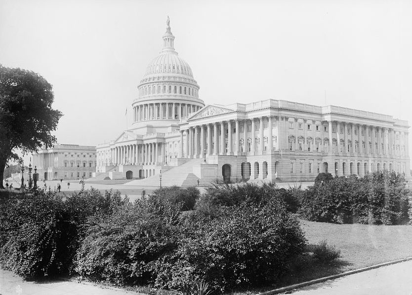 Photo of the Capitol in Washington, D.C.
