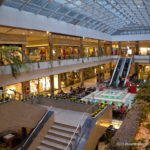 mall, shopping center