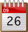 September 26