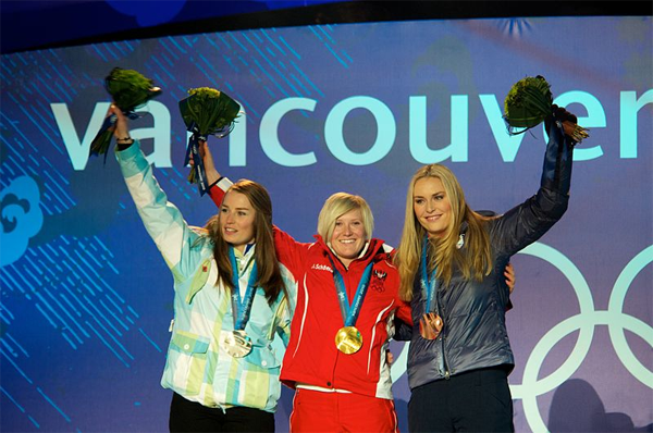 Olympic Medalists