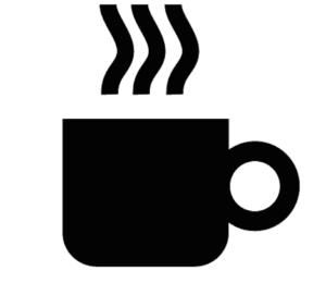 Icon of coffee mug