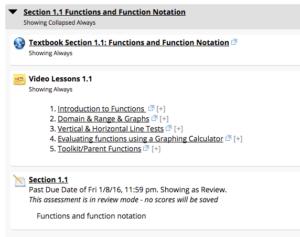 Finite Math: David Lippman (pdf text) | Finite Math Resource Pages