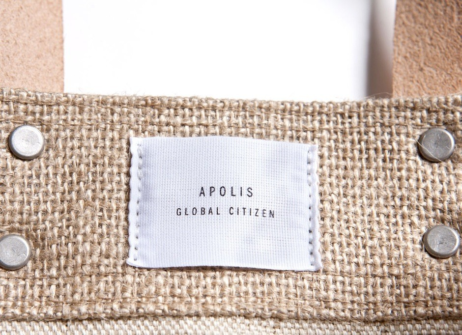 apolis clare V market bag