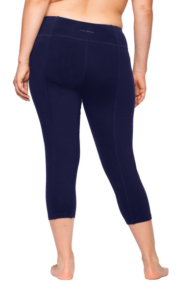 coverstory plus size capri navy lola getts