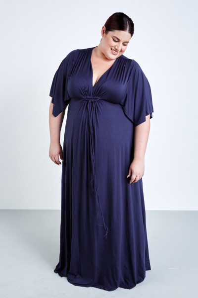 coverstory Rachel Pally plus size caftan dress eclipse