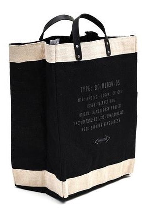 apolis new york market bag