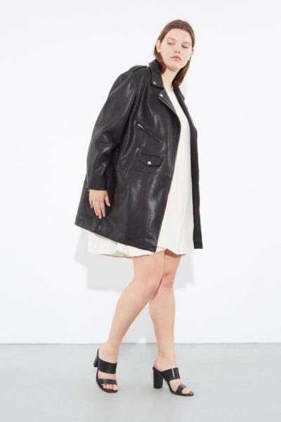 OAK NY RIGGER JACKET PLUS size Coverstory