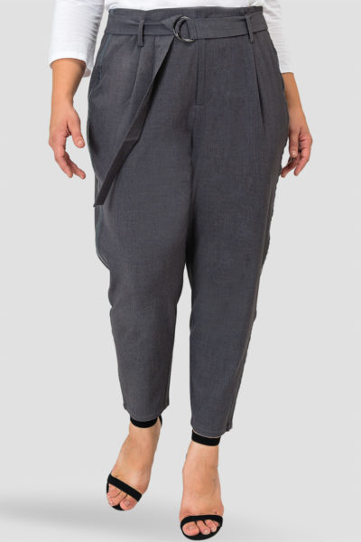 Standards & Practices Marina Pants plus size Charcoal