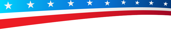 Patriotic Holiday Banner