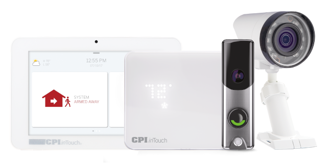 Cpi Security Smart Home Security Systems Alarm Monitoring