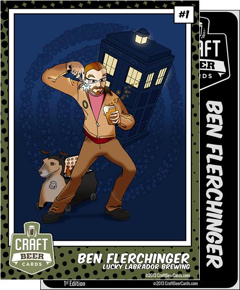 Ben Flerchinger Trading Card