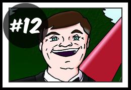 #12 Jamie Emmerson