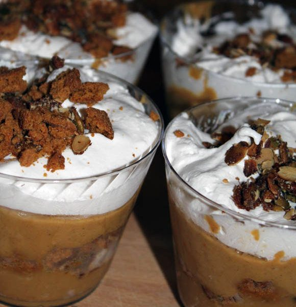 pumpkin beer pudding