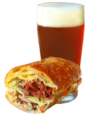 Pastrami and IPA