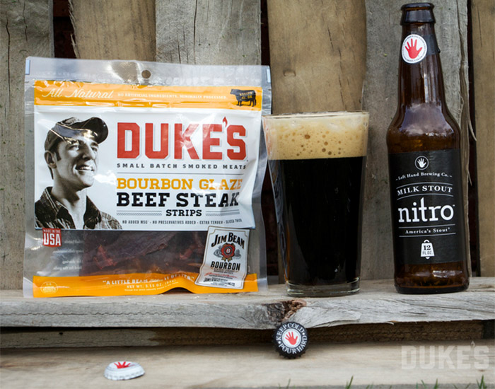 Beer and Beef Jerkey