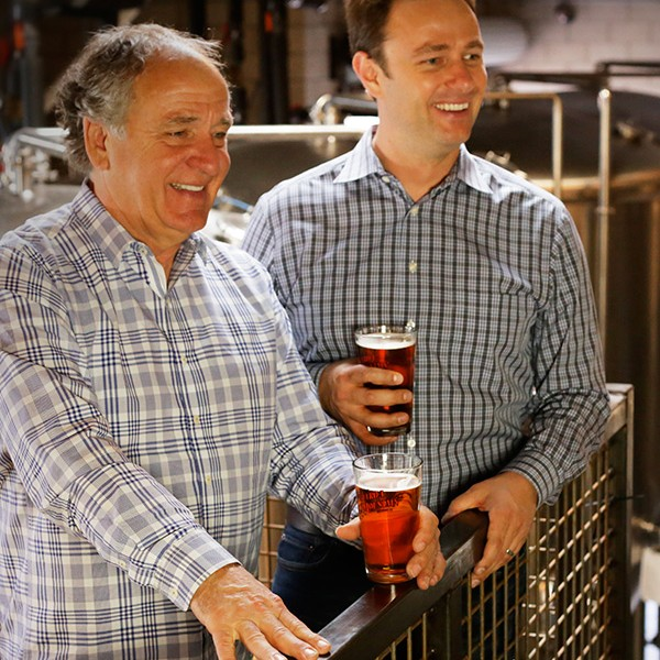 Happy Father's Day: Brewing Up a Family Tradition