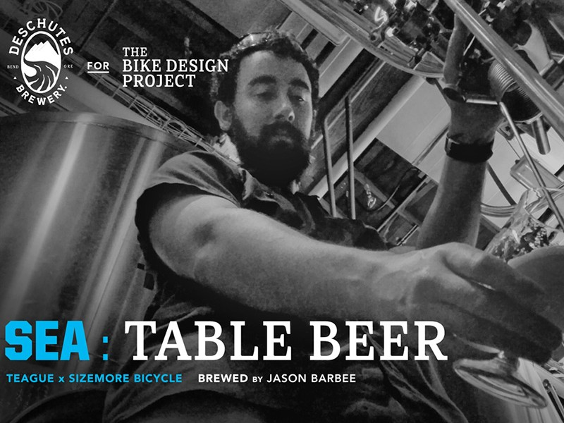 Deschutes Pairing Bikes and Beer